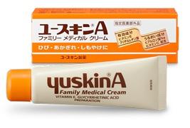 Универсальный защитный смягчающий крем Yuskin A Family Medical Cream