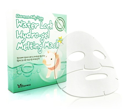 Гидрогелевая маска для лица Water Lock Hydrogel Melting Mask, Elizavecca