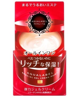 Увлажняющий крем-гель Aqualabel Special Gel Cream Moist, Shiseido