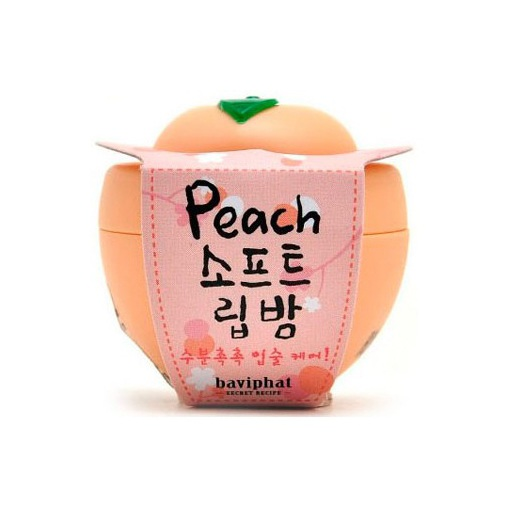 Бальзам для губ Peach Soft Lip Balm, Urban Dollkiss, персик